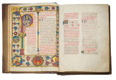 Pontifical ad usum Romanum. Ferrara,...