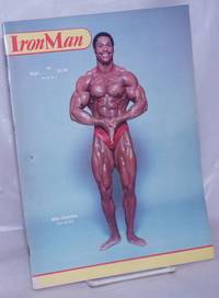 image of Iron Man magazine: vol. 44, #6, Sept. 1985: Mike Christian cover