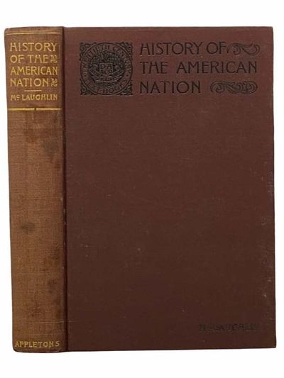 New York: D. Appleton & Company, 1904. Hard Cover. Very Good/No Jacket. A few spots on spine, ink na...