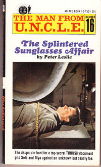 The Splintered Sunglasses Affair: The Man from UNCLE. 16 U. N.  C. L.