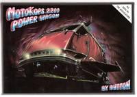 The Regulators --- Signed By Richard Bachman --- MOTOKOPPS 2200 Power Wagon Slipcase Edition ( Christine related)
