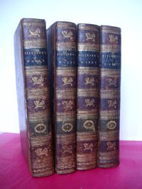 BINDINGS  - The Works of Henry Fielding, Esq. (4 volumes) The Letter Writers; or, A New Way to Keep a Wife at Home. A farce; Grub Street Opera; The Lottery; The Modern Husband etc.