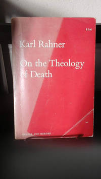 image of On the Theology of Death