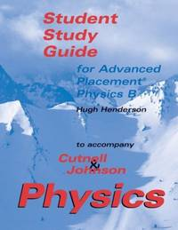image of Physics, AP Student Study Guide