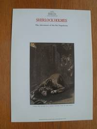 The 221b Collection: Sherlock Holmes: The Adventure of the Six Napoleans by  Sir Arthur Conan & Sydney Paget & Michael Coote Doyle - First Appearance - 1988 - from Scene of the Crime Books, IOBA (SKU: biblio16426)