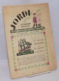 image of Jordi: Setmanari Infantil; Any 1 Num. 1, 23 de febrer de 1928