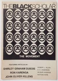 image of The Black Scholar, volume 5 number 3 (Nov. 1973)