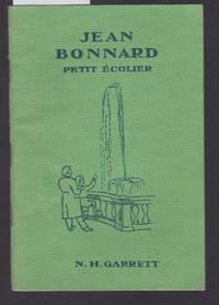 image of Jean Bonnard Petit Ecolier