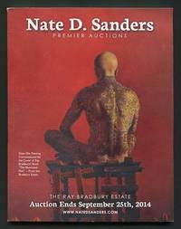 The Ray Bradbury Estate: Auction Ends September 25th, 2014