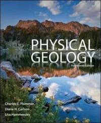 Physical Geology by Charles (Carlos) Plummer - Paperback - 2012-02-27 - from Books Express (SKU: 0073369381q)