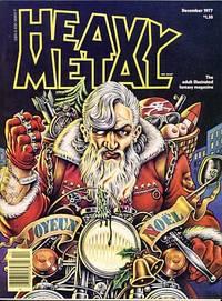 Heavy Metal Magazine December 1977 Vol. 1 No. 9