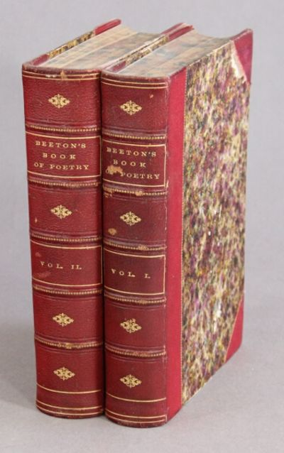 London: Ward, Lock, & Tyler, 1871. First edition, 2 volumes, large 8vo; text printed in double colum...
