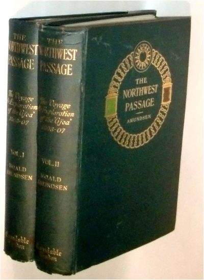 London: Archibald Constable and Company, 1903. sep 22 2017. Two vols. xiii, 335; ix, 397 pp. First E...