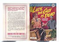 Lady, the Guy is Dead (aka No Place to Live ) / Avon Murder Mystery Monthly # 49