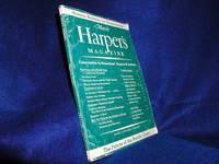 """Harper's Magazine: March 1945 """"Conscription for Peacetime?"""" Hanson W. Baldwin"""