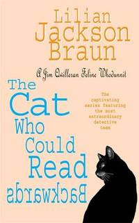 image of The Cat Who Could Read Backwards (The Cat Who... Mysteries, Book 1): A cosy whodunit for cat lovers everywhere