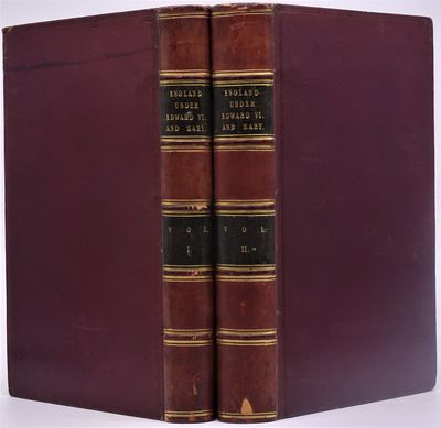 Londini: Richard Bentley, 1839. Two volumes in contemporary maroon polished calf, the backs with fiv...