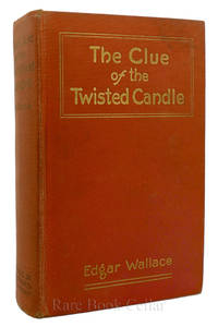 image of THE CLUE OF THE TWISTED CANDLE