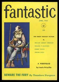 Fantastic April 1954