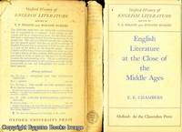 ENGLISH LITERATURE AT THE CLOSE OF THE MIDDLE AGES