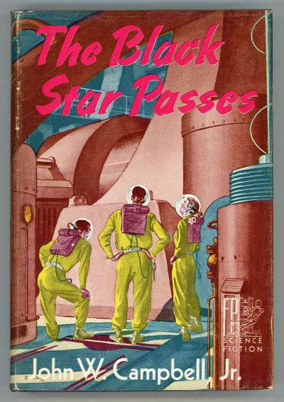 Reading, Pennsylvania: Fantasy Press, 1953. Octavo, cloth. First edition, trade issue, first binding...