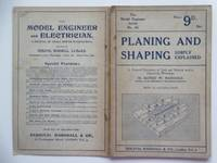 image of Planing and shaping simply explained