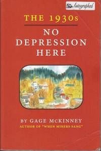 image of The 1930s: No Depression Here  [SIGNED COPY]