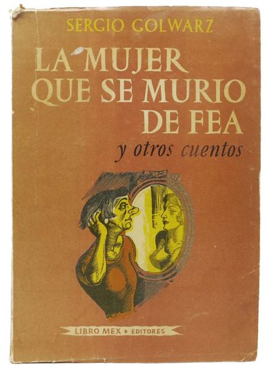 Calle Mesones: Libro Mex Editores, 1957. 1st Edition. INSCRIBED & SIGNED by the Author on the ffep. ...