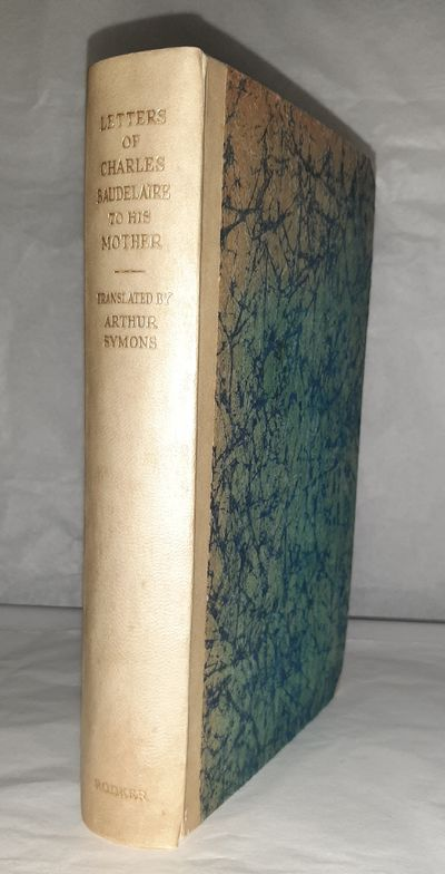 Letters of Charles Baudelaire to his...