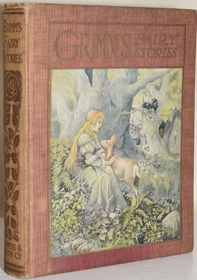 ABAA | GRIMM\'S FAIRY STORIES by Brothers Grimm | Johnny Gruelle; R ...