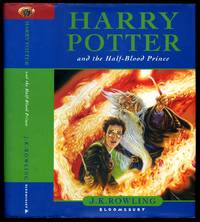 Harry Potter and the Half-Blood Prince by  [born 1965]  J. K. - First Edition - 2005 - from Little Stour Books PBFA and Biblio.com