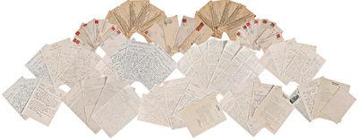 Helvetia and Tucson, Az.; Hatchita, N.M.; Dayton, Oh.; and Washington, D.C., 1913. Thirty-six autogr...