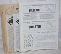 image of Nicaragua Information Center Bulletin. 1983-1989
