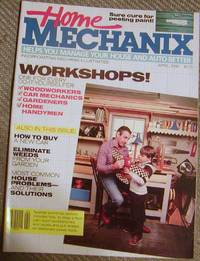 Home Mechanix April 1986