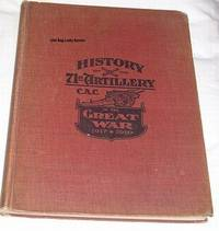 AN ILLUSTRATED HISTORY OF THE 71ST ARTILLERY In the Great War 1917-1919