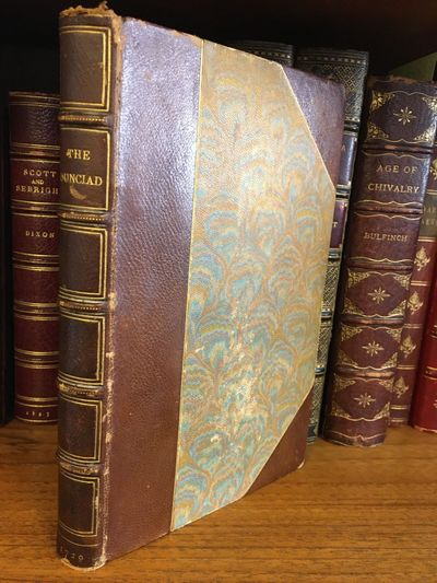London: Lawton Gilliver, 1729. Second Edition. Hardcover. Octavo, -24, -232; VG; bound in 3/4 brown ...