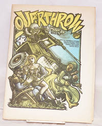 image of Overthrow: A Yippie Publication. Vol. 6, no. 1 (March 1984)