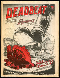 DEADBEAT; Special Romance Issue by  Frank and Richard Lubinski (publishers-editors) Stauf - 1986 - from Alta-Glamour Inc. (SKU: 91875)