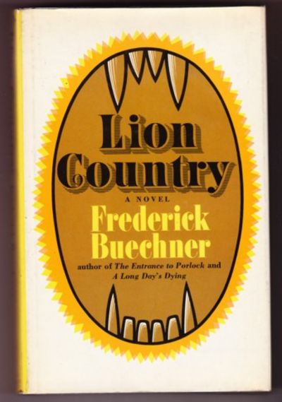NY: Atheneum, 1971. First edition, first prnt. Signed by Buechner on the title with an explanatory n...