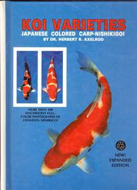 image of KOI VARIETIES: Japanese coloured Carp-Nishikigoi