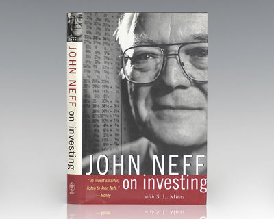 New York: John B. Wiley & Sons, 1999. First edition of this work by the legendary investor. Octavo, ...
