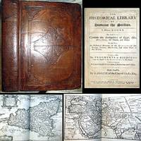1699 THE HISTORICAL LIBRARY OF DIODORUS THE SICILIAN 1ST ENGLISH EDITION MAPS FOLIO LEATHER EGYPT PERSIA WAR HISTORY