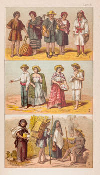 The Rèpublic of Mexico in 1876. A political and ethnographical Division of the Population,...