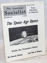 The American Socialist Volume 4, Number 11, November 1957