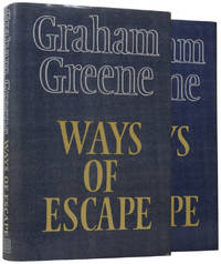 image of Ways of Escape [two variant bindings]