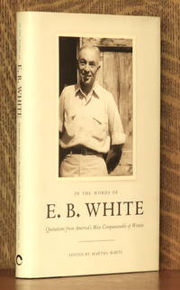 image of IN THE WORDS OF E. B. WHITE