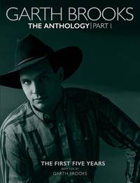 Garth Brooks The Anthology  Book & CDs