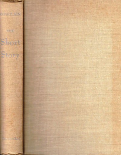NY: devin-Adair Comapny, 1951. Hardcover. Very good. xi, 370pp. Pages tanned, foxing to edges of tex...