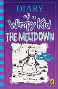 image of Diary of a Wimpy Kid: The Meltdown (book 13)
