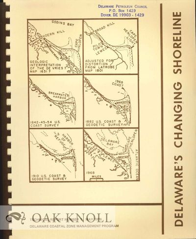 Dover: Delaware State Planning Office, 1976. plastic spiral binding with stiff paper wrappers. 4to. ...